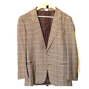 Vintage 1970's Gucci Blazer Size 40